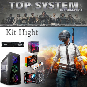 Pc Pubg High - I7 8700/16gb/ssd 240gb/gigabyte Gtx 1080ti