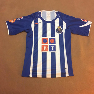 Camisa Porto Home 2004/05 - Nike