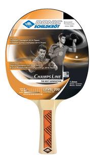 Paleta Donic Ping Pong Champs Line Nivel 200