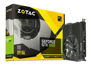 Tarjeta De Video Zotac Geforce Gtx 1050 Mini 2gb