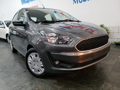 Ford Ka 1.0 Se Plus Flex / Sem Entrada Zero Km