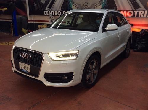 Audi Q3 2.0 Luxury 211hp At 2013