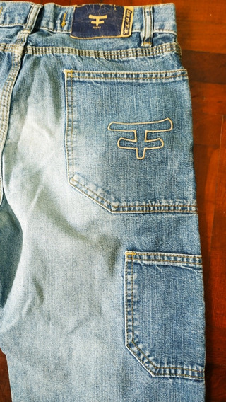 Jean Kosiuko Mujer Hombre Talle Xs S
