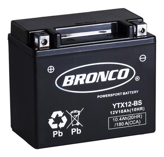 Bateria Bronco Ytx12-bs
