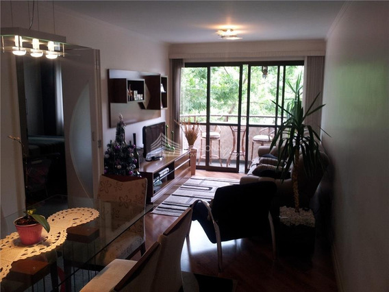 Apartamento Residencial À Venda, Vila Baeta Neves, São Bernardo Do Campo. - Ap0560