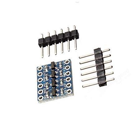 Conversor Nível Lógico 5v-3,3v Esp8266