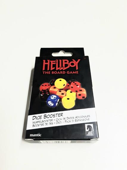 Hellboy The Board Game Dice Booster Dados Extras Importado