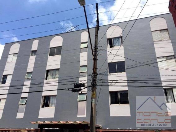 Apartamento Com 1 Dormitório Para Alugar, 48 M² Por R$ 750,00/mês - Santa Terezinha - São Bernardo Do Campo/sp - Ap0735