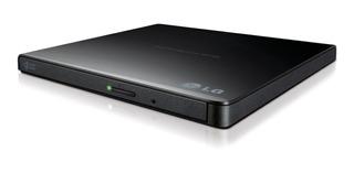 Lg Dvd-rw Portatil Slim Usb B60 Black