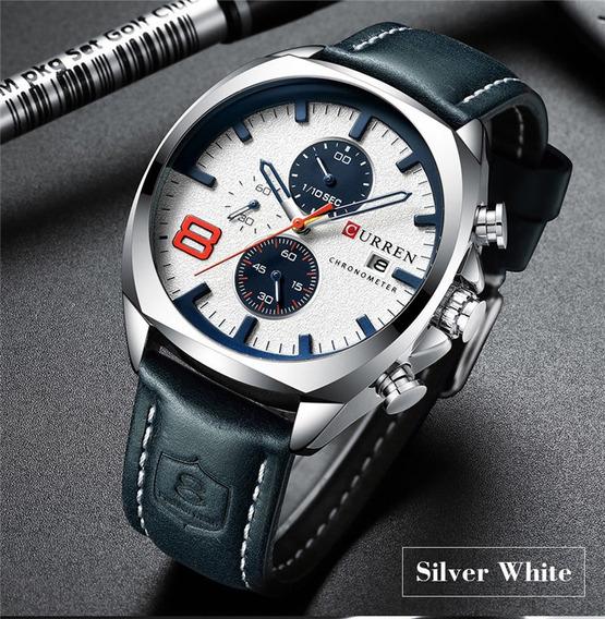 Relógio Masculino 8324 Curren Original