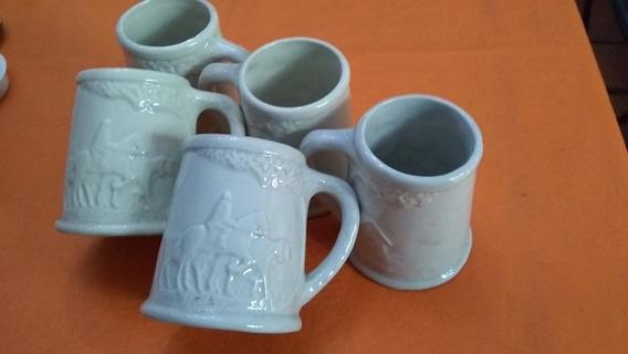 Chops Jarras Vasos Ceramica Gauchesco Usado