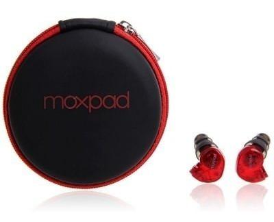Fone In Ear Moxpad X6 Para Retorno Monitor Esportes Fitness