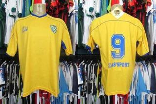 Pelotas Camisa Titular Tamanho G Número 9.