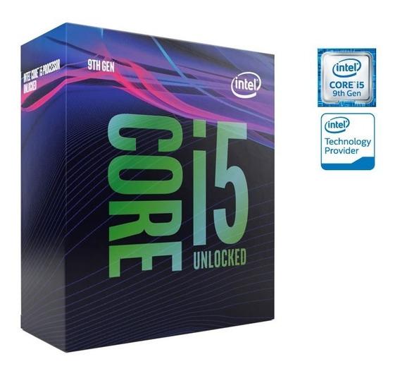 Processador Intel Core I5-9600k Lga1151 - 3.7ghz 9mb Cache