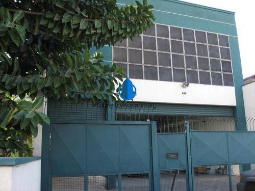Galpão Para Locação Em Sp - Zona Mista - Aluguel  R$27.000,00 - 3461