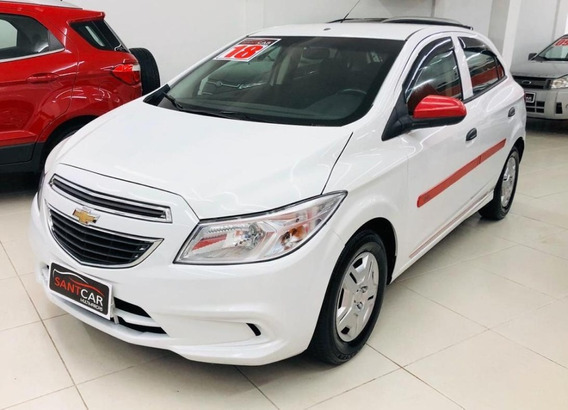 Chevrolet Onix 1.0 Joy Manual Completo 2018