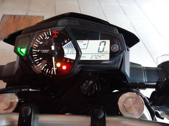 Yamaha Mt03 Modelo 2018