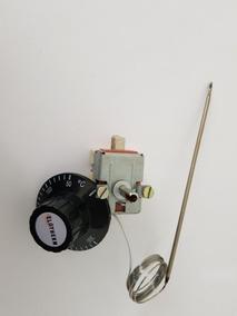 Kit Com 100 Termostato 50/300 30amperes Elotherm Uso Geral