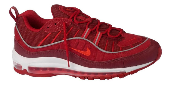 Tênis Nike Air Max 98 Se Gym Red