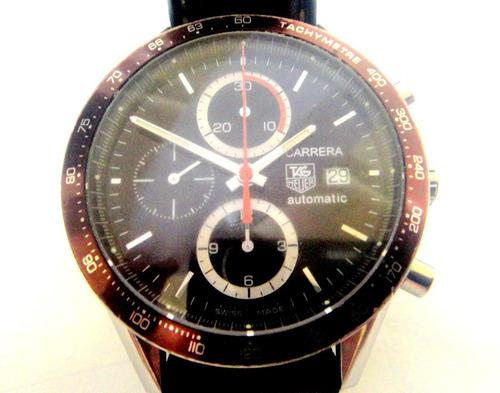 Relógio Chronograph Tag Heuer Carrera Calibre 16