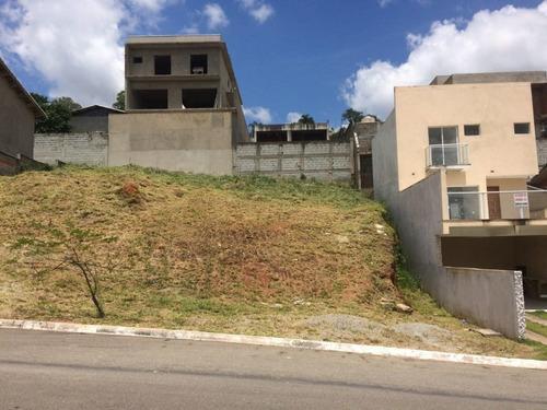Imagem 1 de 9 de Terreno À Venda, 250 M² Por R$ 150.000 - Chácara Roselândia - Cotia/sp - Te0669