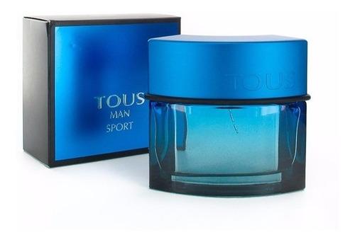 Perfume Original Tous Man Sport Para H - mL a $1299