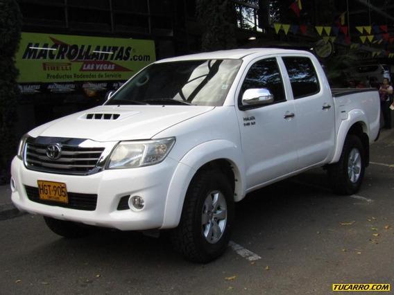 Toyota Hilux Srv 3000 Cc Td