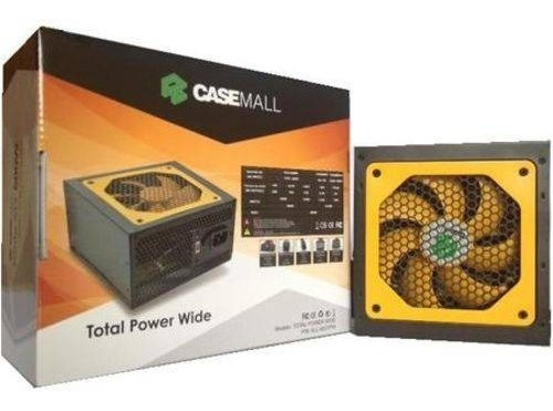Fonte Casemall All-500tpw Total Power Wide