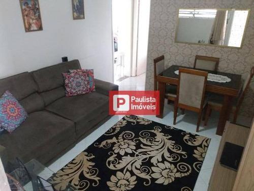 Imagem 1 de 13 de Apartamento Com 1 Dormitório À Venda - José Menino - Santos/sp - Ap31964
