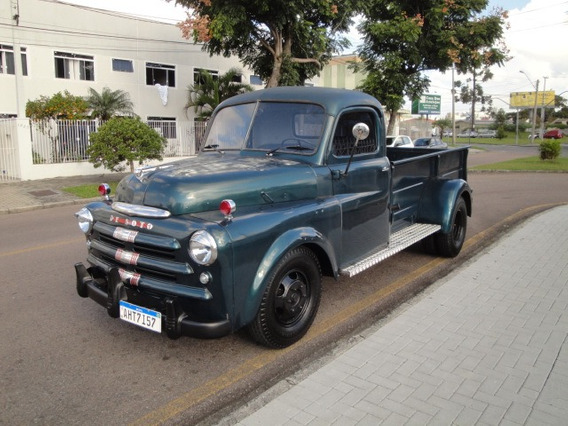 De Soto 1950 Diesel Todo Original