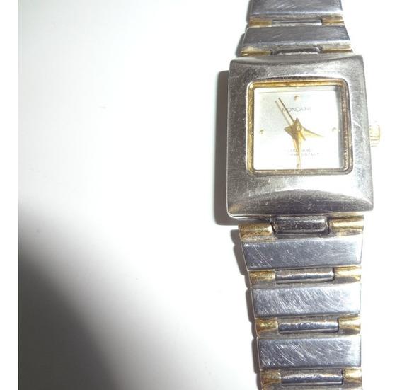 Relógio Feminino Mondaine Quartz - Modelo Pzfm 059 Funciona