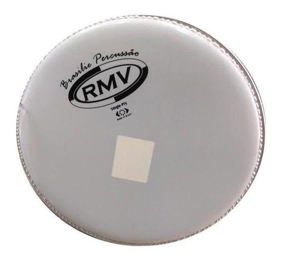 Pele Rmv Percussão Brasileira 10 Polegadas