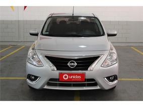 Nissan Versa 1.6 16v Flexstart Sv 4p Manual