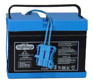Batería Peg Perego De 12 Voltios Para Carros Infantiles