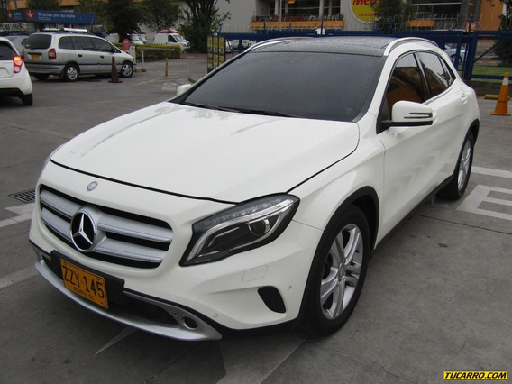 Mercedes Benz Clase Gla Gla