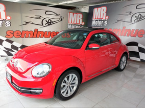 Volkswagen Beetle 2.5 Sport Tiptronic Paq. X Box At 2013