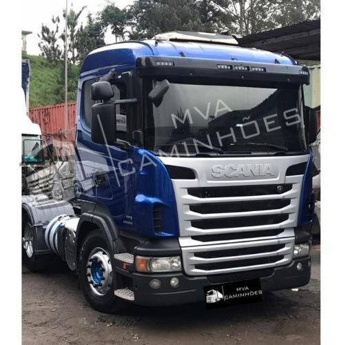 Imagem 1 de 6 de Caminhão Scania R 440 - 6x2 T