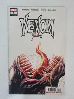 Venom 3 Primera Impresión Ingles Primera Aparición De Knull