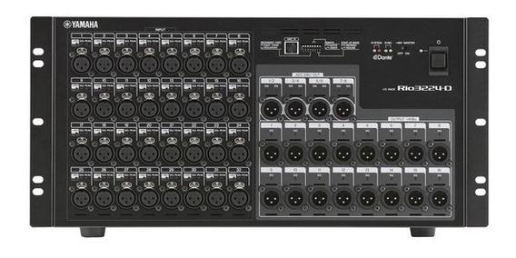 Interface Yamaha Para Mesa Digital Rio 3224 D