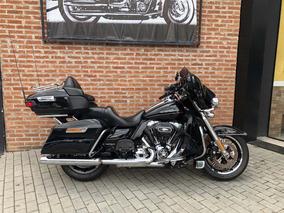 Harley Davidson Electra Glide Ultra Limited 2014 Com Ré
