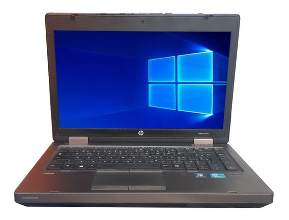 Notebook Probook 6460b Core I5 2º Geração 4gb 160gb Wifi