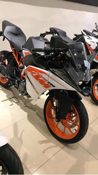 Ktm Rc 200 Deportiva Naked Moto 0km Urquiza Motos