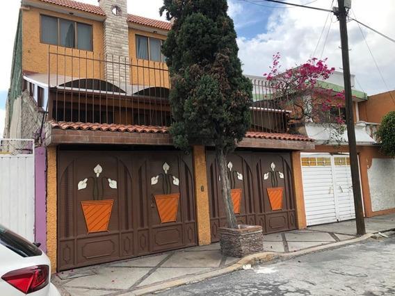 Bonita Casa En Valle De Aragón A Unas Calle De Avenida Central