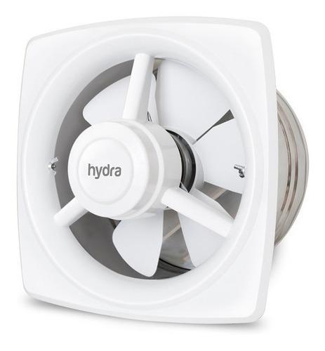 Imagen 1 de 1 de Extractor De Aire Para Baño Hydra De 250mm Blanco Hy-vf250b