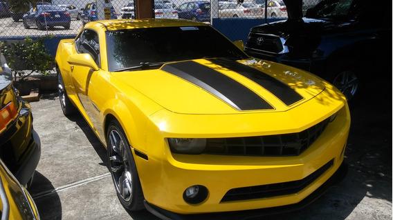 Chevrolet Camaro 2010 Americano Negociable