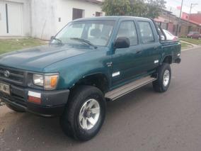Toyota Hilux 2.8 D/cab 4x4 D Dlx Muy Buen Estado Marziali