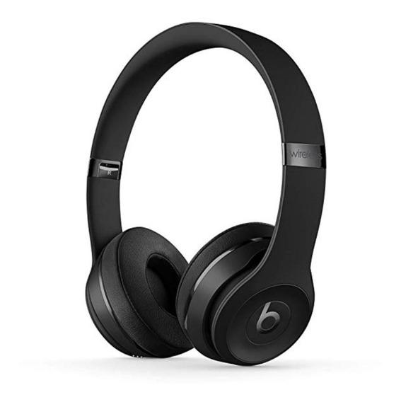 Beats Solo 3 Wireless Lacrado Com Nota Da Compra