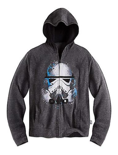 Imagem 1 de 6 de Moletom Disney Store Star Wars Stormtrooper Original Tam L