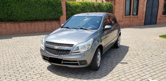 Chevrolet Agile Lt 1.4 Flex - Ano 2011