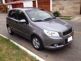Chevrolet Aveo Watchback Sunroof 2010